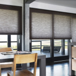Duette Luxaflex taupe