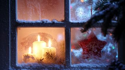 decoration fenêtre sarlat figeac
